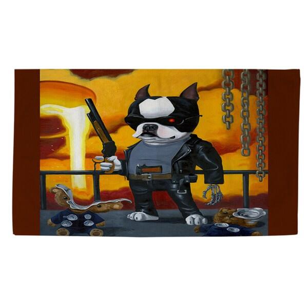 Thumbprintz Terminator Rug (2' x 3')