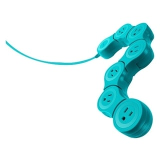 Quirky Pivot Power Pop Flexible Power Strip