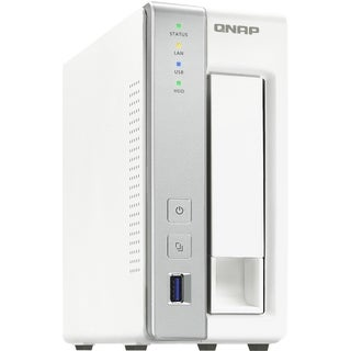 QNAP Turbo NAS TS-131 NAS Server
