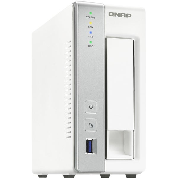 QNAP Turbo NAS TS-131 NAS Server