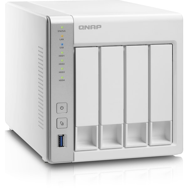 QNAP Turbo NAS TS-431 NAS Server