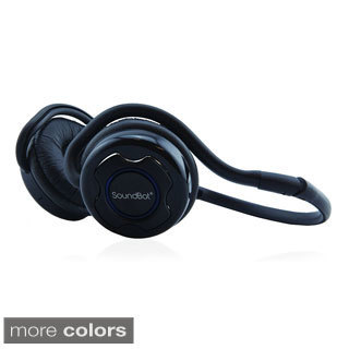 SoundBot SB220i Foldable Bluetooth 4.0 Stereo Headset