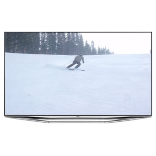 Samsung H7100 65-inch 3D 1080P 240Hz Ultra Slim Smart LED HDTV- Refurbished