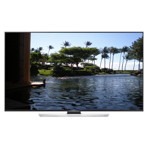 Samsung HU8500 55-inch 4K 3D Ultra Slim Smart LED Ultra HDTV (Refurbished)