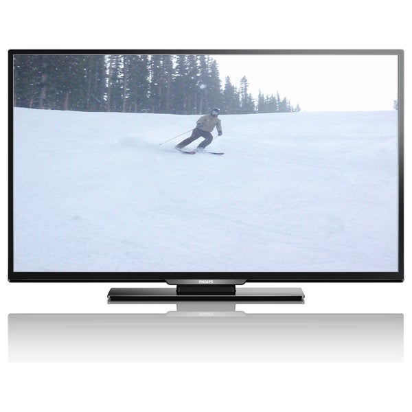 Philips PFL4609 49-inch 1080p 120Hz Smart LED HDTV (Refurbished)