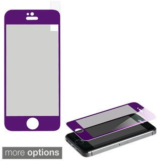 INSTEN Tempered Glass Screen Protector For iPhone 5/5S