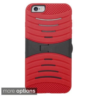 INSTEN UCASE Phone Cover with Kickstand and Screen Installed For iPhone 6 Plus