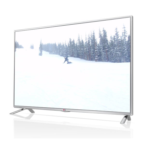 LG 55LB6100 55-inch 1080P 120HZ Smart HDTV (Refurbished)