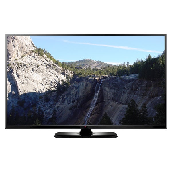 LG 60PB5600 60-inch 1080p 600hz Plasma HDTV (Refurbished)