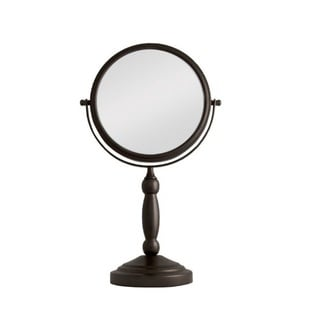 Zadro 9-inch 10x Magnification Two-Sided Swivel Vanity Mirror