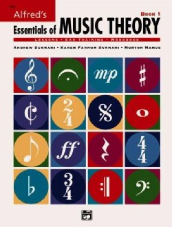 Essentials of Music Theory: Book 1 (Paperback)