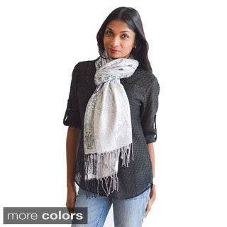 Damask Style Scarf (New Jersey)