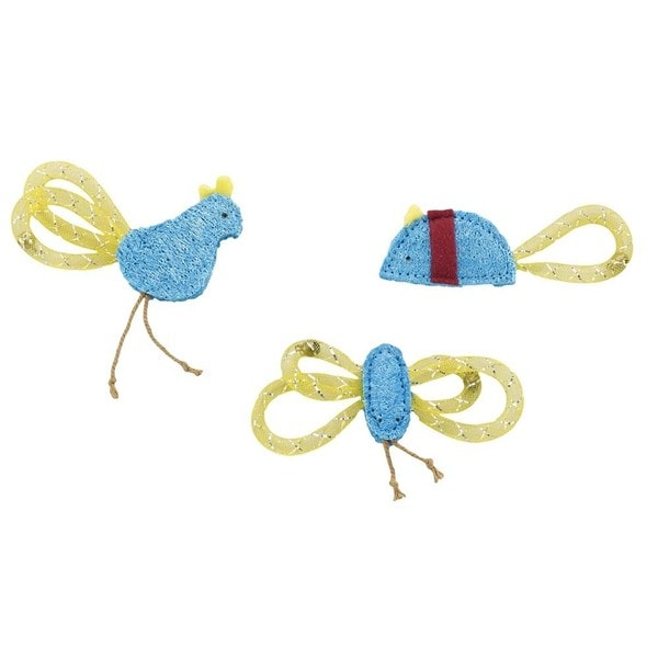 Ethical Spot Jinglers Cat Toy (3 Pack) 14230177