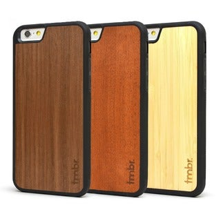Tmbr iPhone 6/ 6s Wood Bumper Case