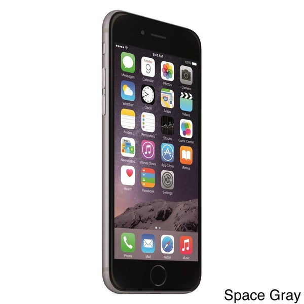 Apple iPhone 6 128GB 4G LTE Unlocked GSM iOS8 Cell Phone