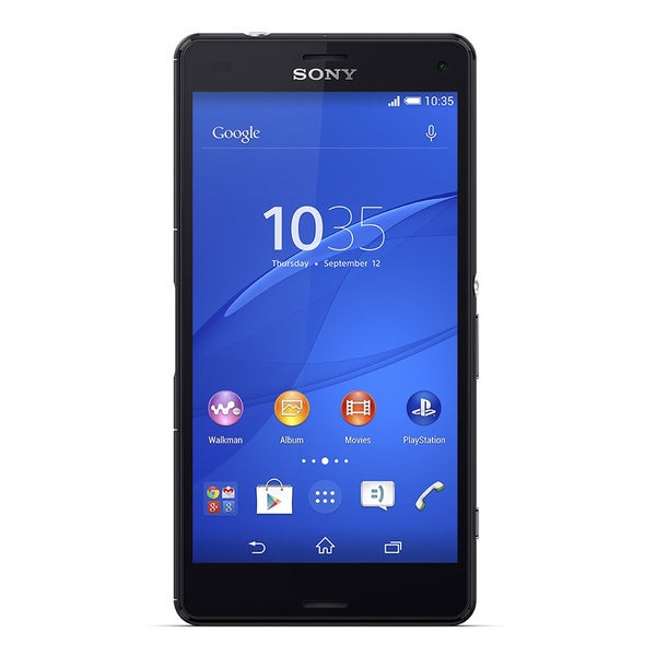 Sony Xperia Z3 Compact D5803 16GB 4G LTE Black Unlocked GSM Android Cell Phone