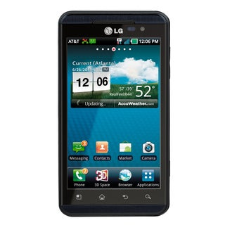 LG Thrill 4G P925 Unlocked GSM 3D Android Phone