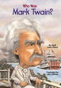 Who Was Mark Twain? (Paperback)