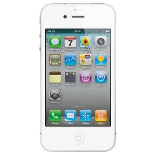 Apple iPhone 4 8GB Sprint CDMA White Cell Phone (Refurbished)