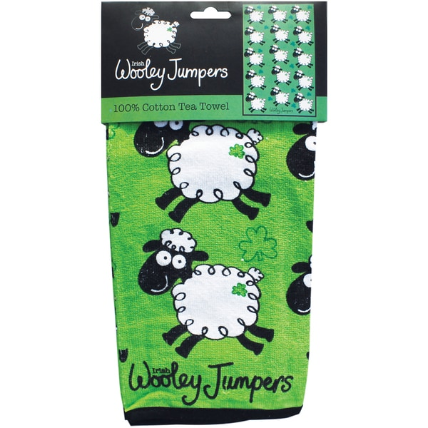 Woolley Jumper Single Tea Towel