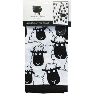 The Black Sheep Single Tea Towel