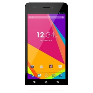 BLU Studio 5.0 Y530Q Unlocked White GSM 4G LTE Quad-Core Android Phone (Refurbished)
