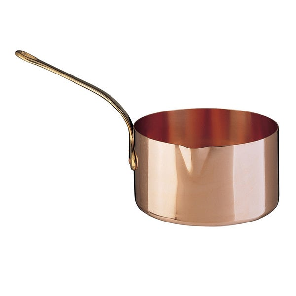 Ruffoni 3.5-quart Copper La Cremeria Sugar Sauce Pan