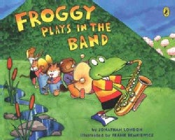 Froggy Plays in the Band (Paperback)