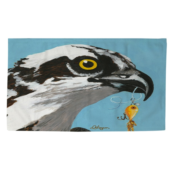 Thumbprintz You Silly Bird Senior Rug (4' x 6')