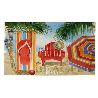 Thumbprintz Beach Medley Rug (4' x 6')