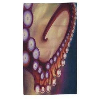 Thumbprintz Octopus Rug (4' x 6')
