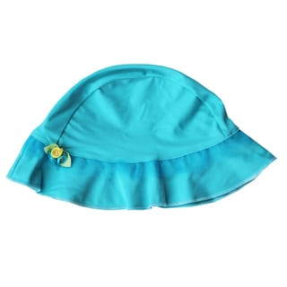Azul Swimwear 'Bippity Boppity Boo' Aqua Hat