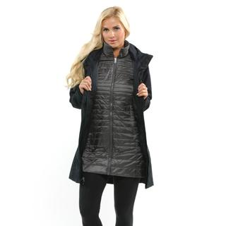 Patagonia Women's 'Vosque 3-in-1' Black Parka