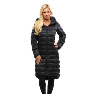 Patagonia Women's 'Downtown Loft' Black Parka