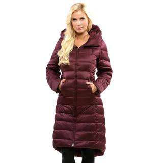 Patagonia Women's 'Downtown Loft' Dark Currant Parka