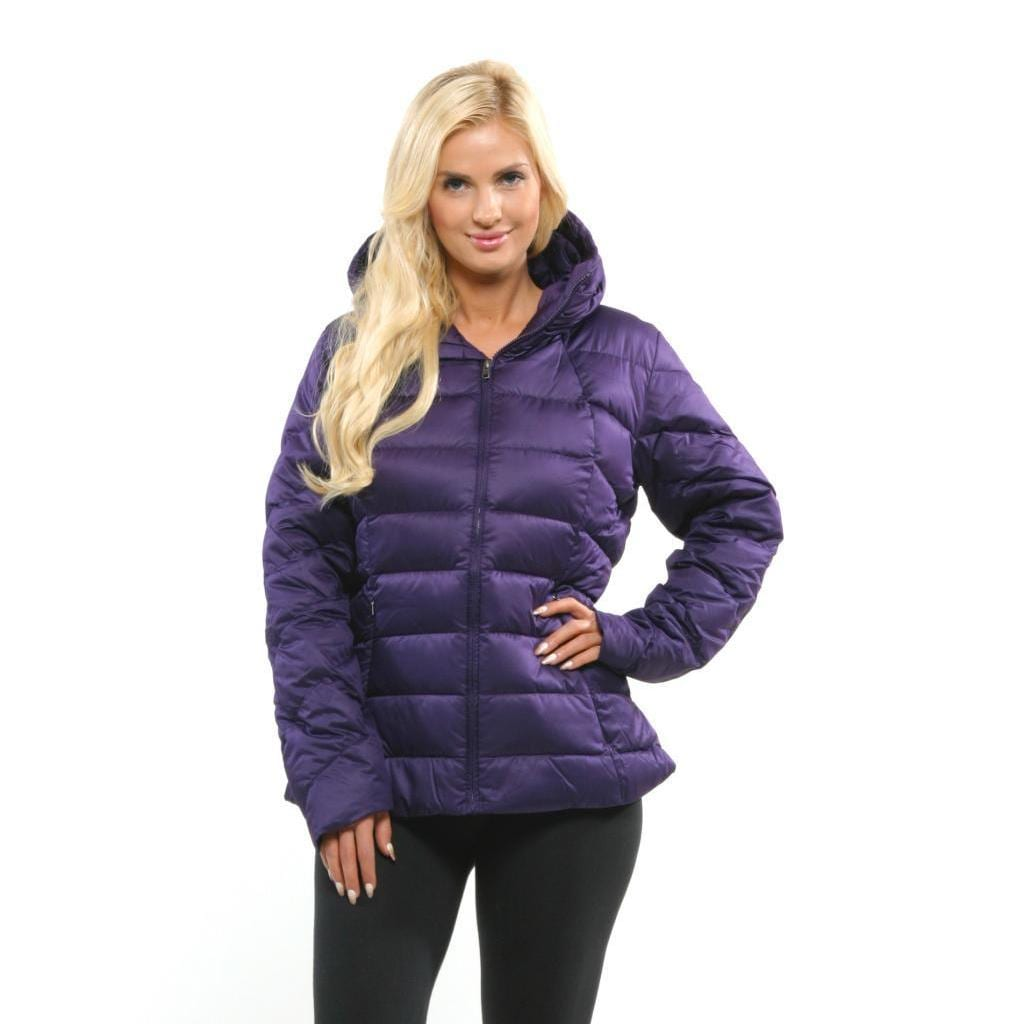Patagonia Women's 'Downtown Loft' Tempest Purple Jacket at Sears.com