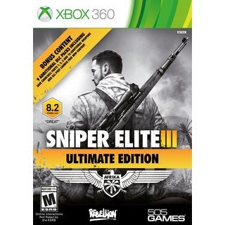 Xbox 360 - Sniper Elite III Ultimate Edition
