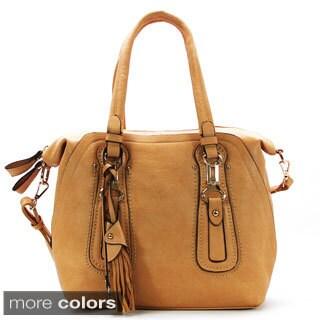 Chacal Taylor Amour Du Desert Faux Leather Tote Handbag