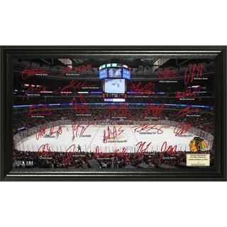 NHL Chicago Blackhawks Chicago Blackhawks Signature Rink