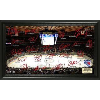 NHL New York Rangers New York Rangers Signature Rink
