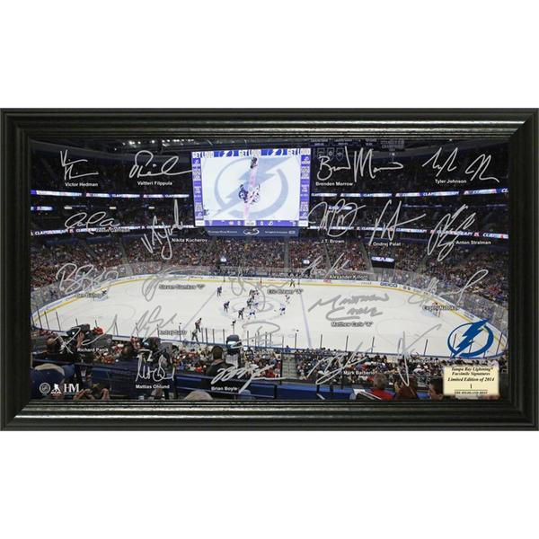 NHL Tampa Bay Lightning Tampa Bay Lightning Signature Rink