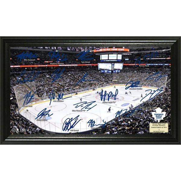 NHL Toronto Maple Leafs Toronto Maple Leafs Signature Rink