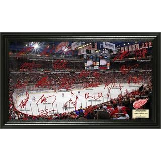 NHL Detroit Red Wings Detroit Red Wings Signature Rink