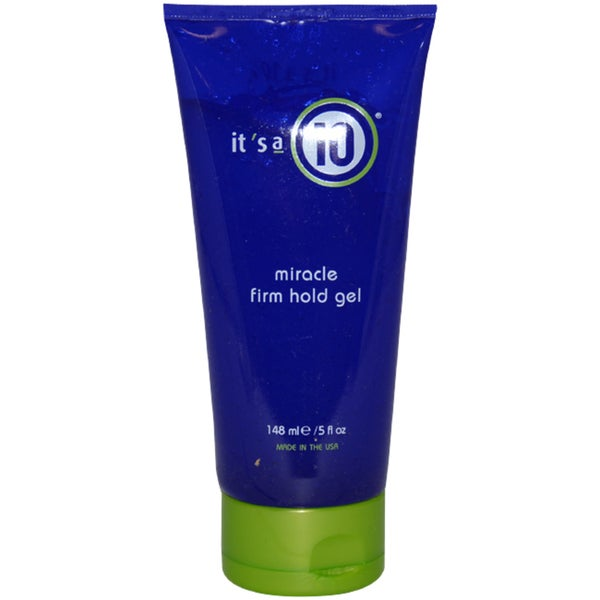 It's A 10 Miracle Firm 5-ounce Hold Gel