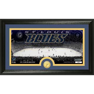 NHL St. Louis Blues St. Louis Blues Bronze Coin Panoramic Photo Mint