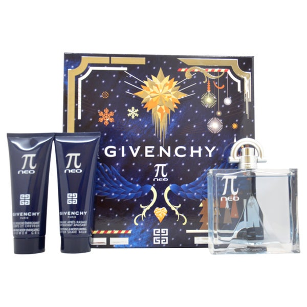 Givenchy PI Neo Men's 3-piece Fragrance Set
