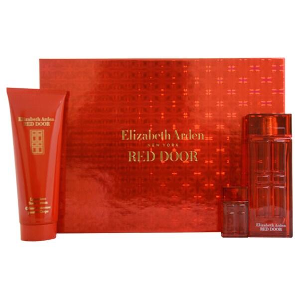 Elizabeth Arden Red Door Women's 3-piece Fragrance Set