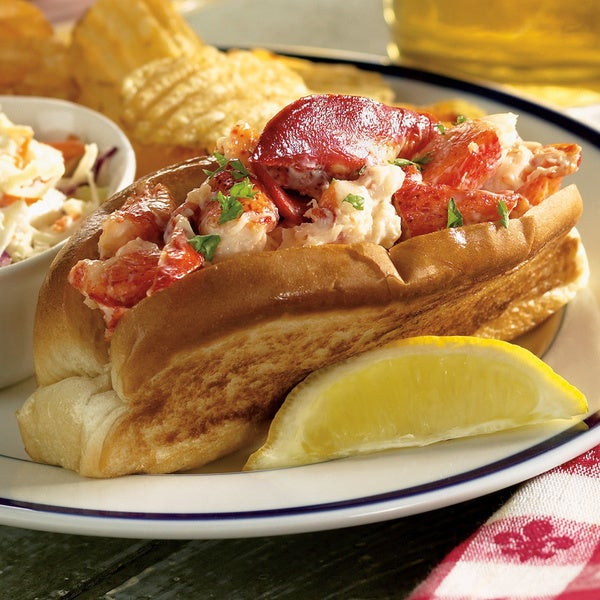 Hancock Gourmet Downeast Gourmet Lobster Rolls (Pack of 8)