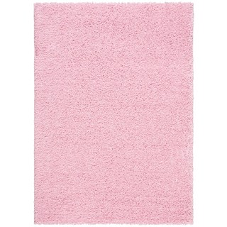 Rug Squared Woodstock Light Pink Rug (8'2 x 10')