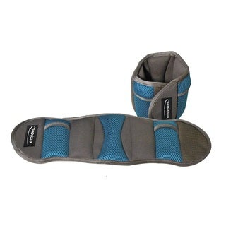 Empower Fitness 5-pound Adjustable Ankle and Wrist Weights